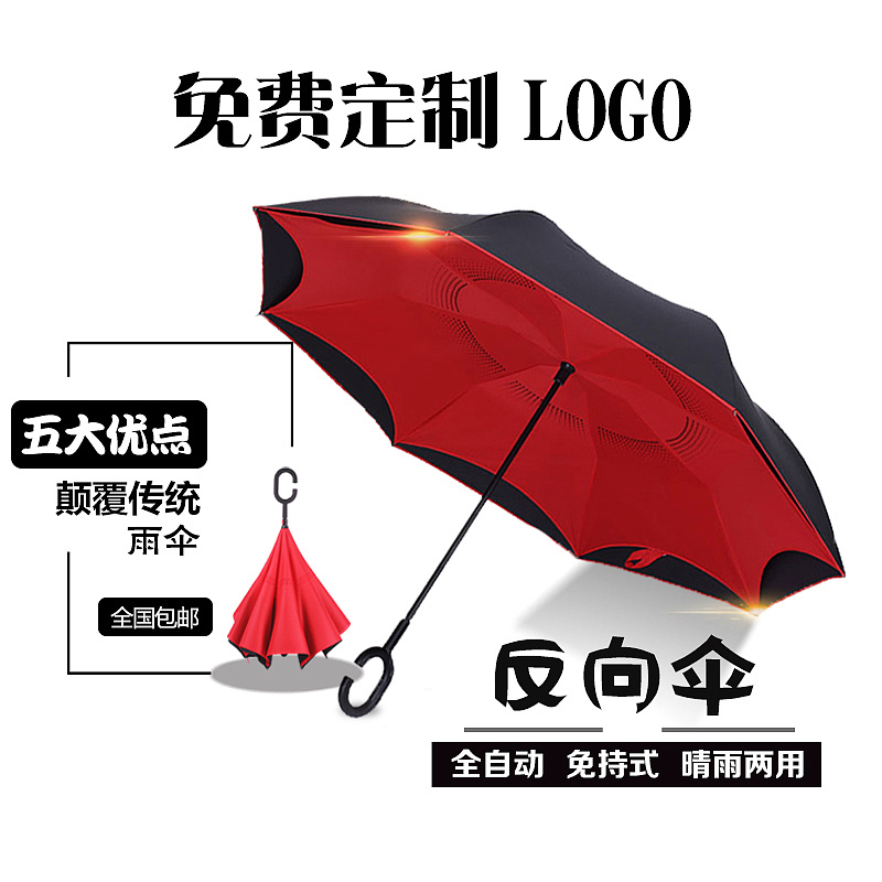 反向伞定制